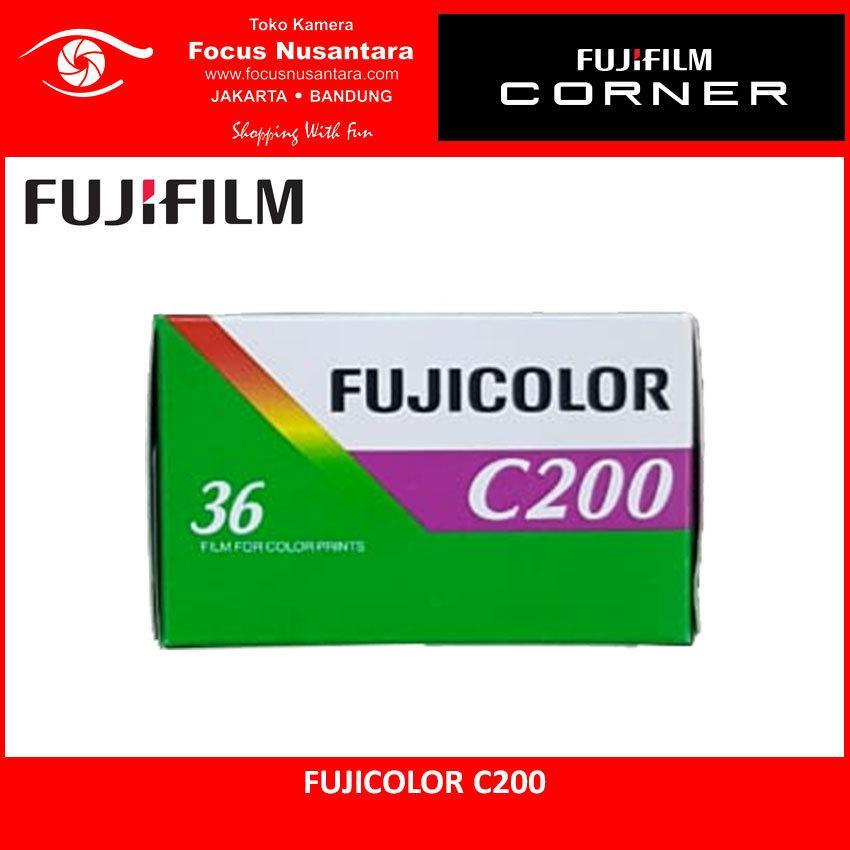 FUJICOLOR C200 36 Exposure Film