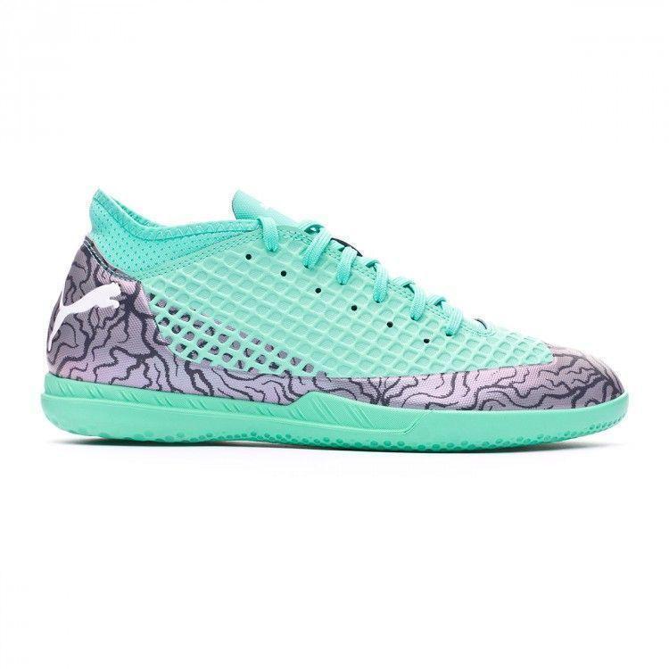 Puma sepatu futsal Future 2.4 IT - 10484201 - hijau 285507d9b4