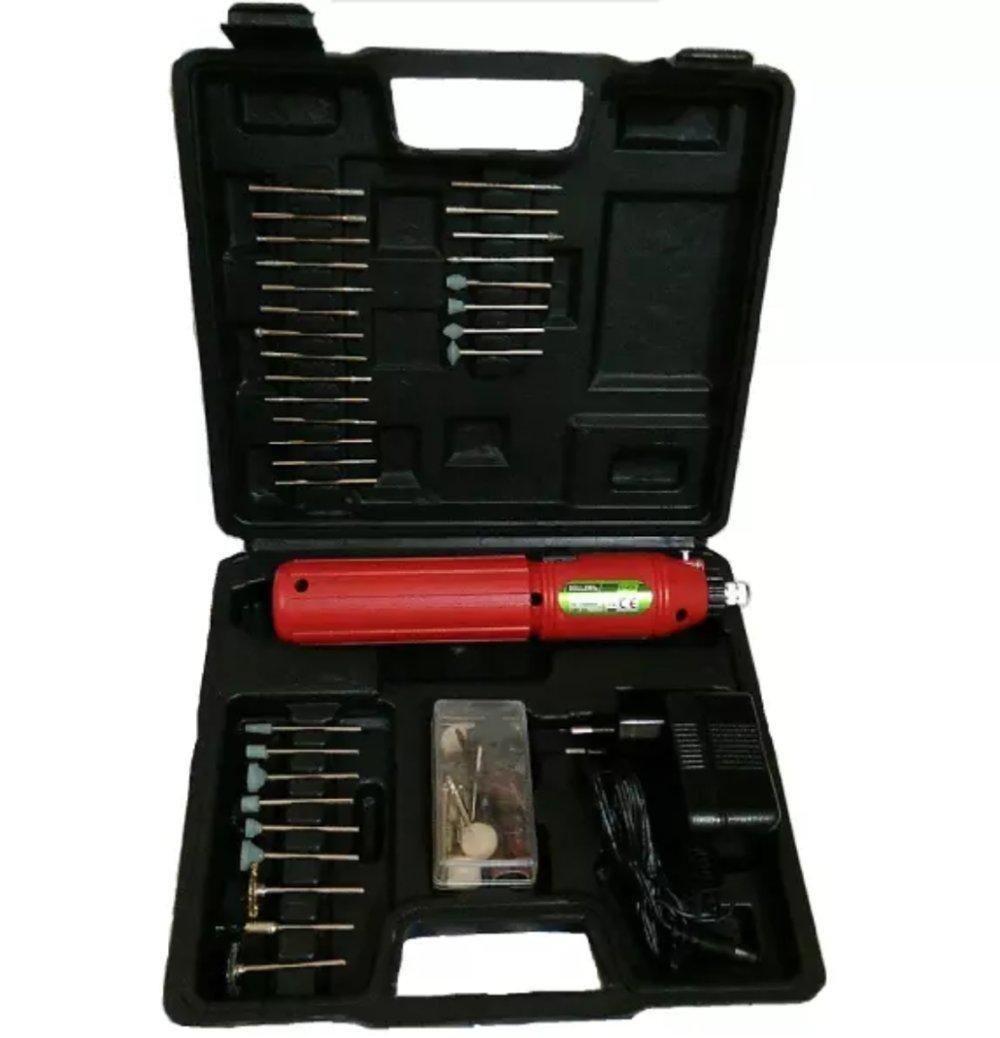 PROMO LENGKAP Mesin Dril Die Grinder Sellery Set 60 pcs Gerinda Bor Mini Tuner Polish Gurinda Tangan Kecil Multi Tools Alat Ukir Batu Akik Murah