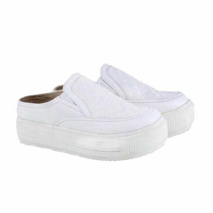 Promo bustong sepatu anak-sendal anak wanita putih-sepatu sandal Grc murah Fashion