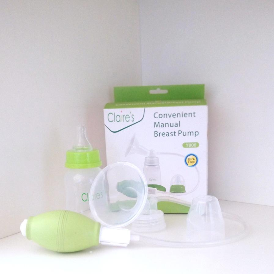 Pompa ASI manual / claire`s manual breast pump zonababy