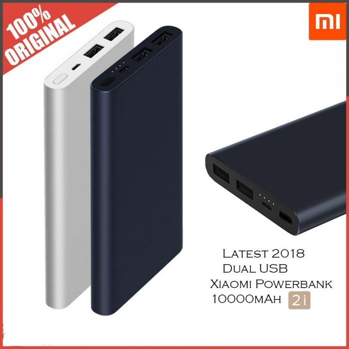 Xiaomi PLM09ZM New 10000mAh Mobile Power Bank 2