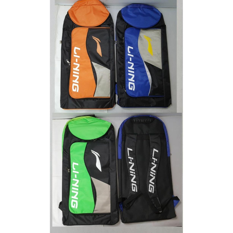 Lining Tas Ransel Badminton BackPack Raket - New Model