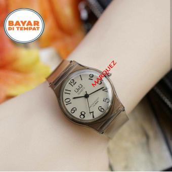 Pencarian Termurah Q&Q/QQ Jam tangan Anak - Exclusive Design - Transparan - Analog Quartz-Limited Edition sale - Hanya Rp28.555