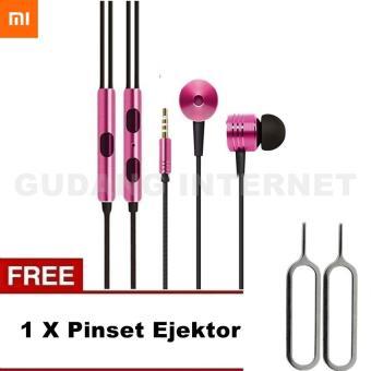 Pencarian Termurah Xiaomi Piston 2 Earphone Hendset/hendsfree Big Bass Piston Mi 2nd Generation Handsfree/Headset Original - Warna Random / Acak + Free ...