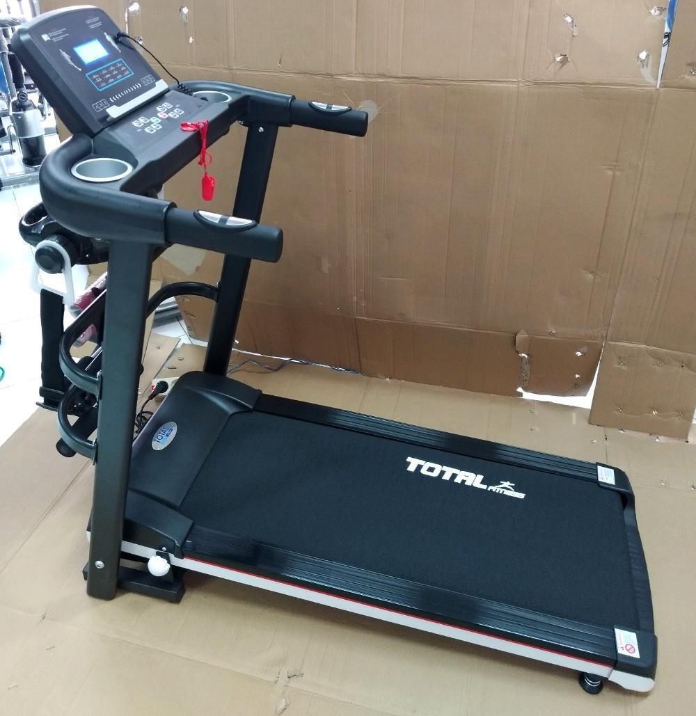 Gratis Ongkir Jabodetabek - Bandung - Total Fitness - Treadmill Elektrik 3  Fungsi TL 607 - 32c834a537