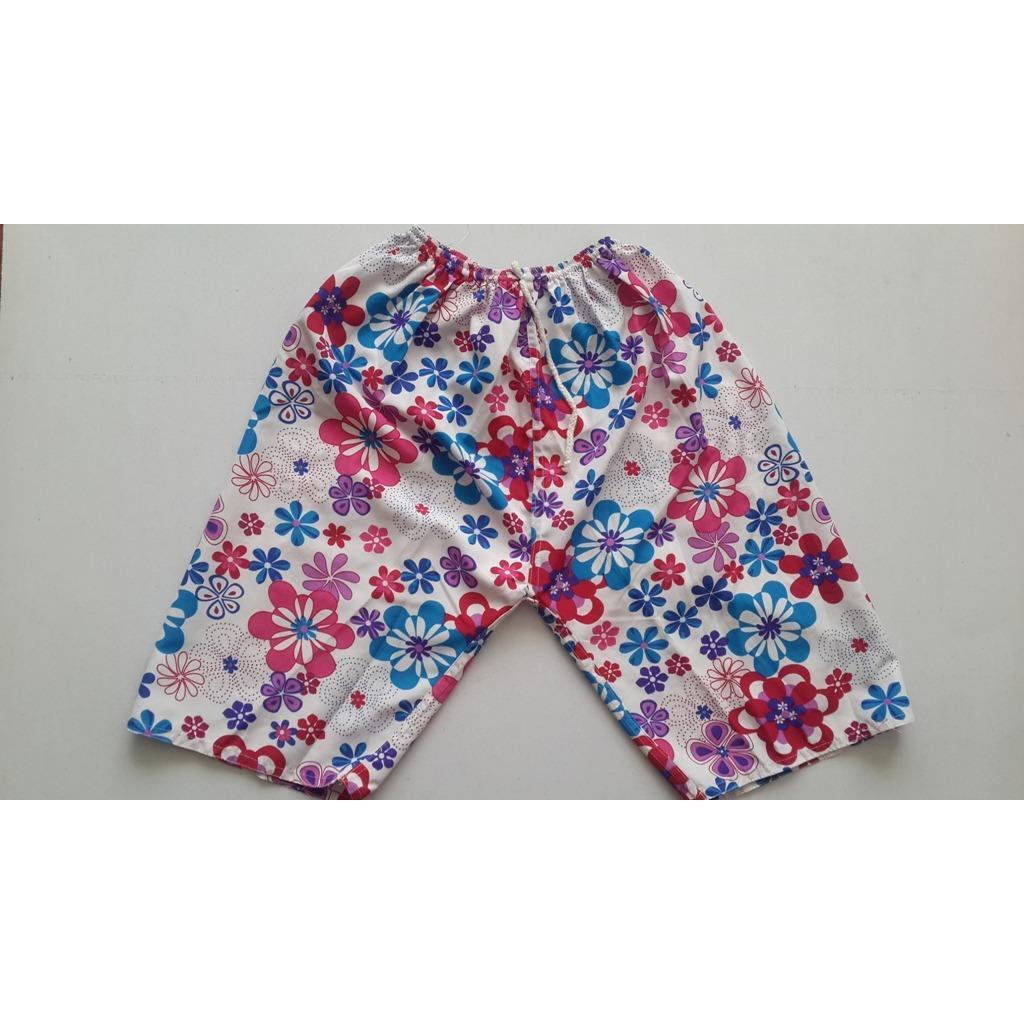 Celana Pendek Bali Motif 3/4-34