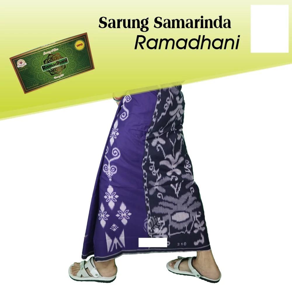 Sarung Samarinda Ramadhani