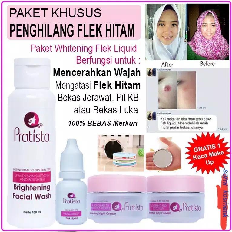 19 Cara Menghilangkan Noda Flek Hitam Bekas Jerawat Di Wajah: Been Pink Beauty Series Paket Flek Solusi Noda Hitam Kulit