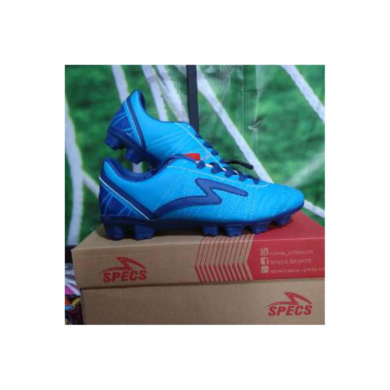 SEPATU BOLA SPECS HORUS FG CIRRUS BLUE/NV/WHT