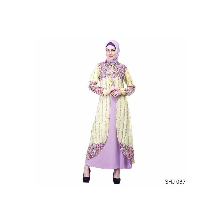 promo Baju Gamis wanita Muslimah untuk lebaran