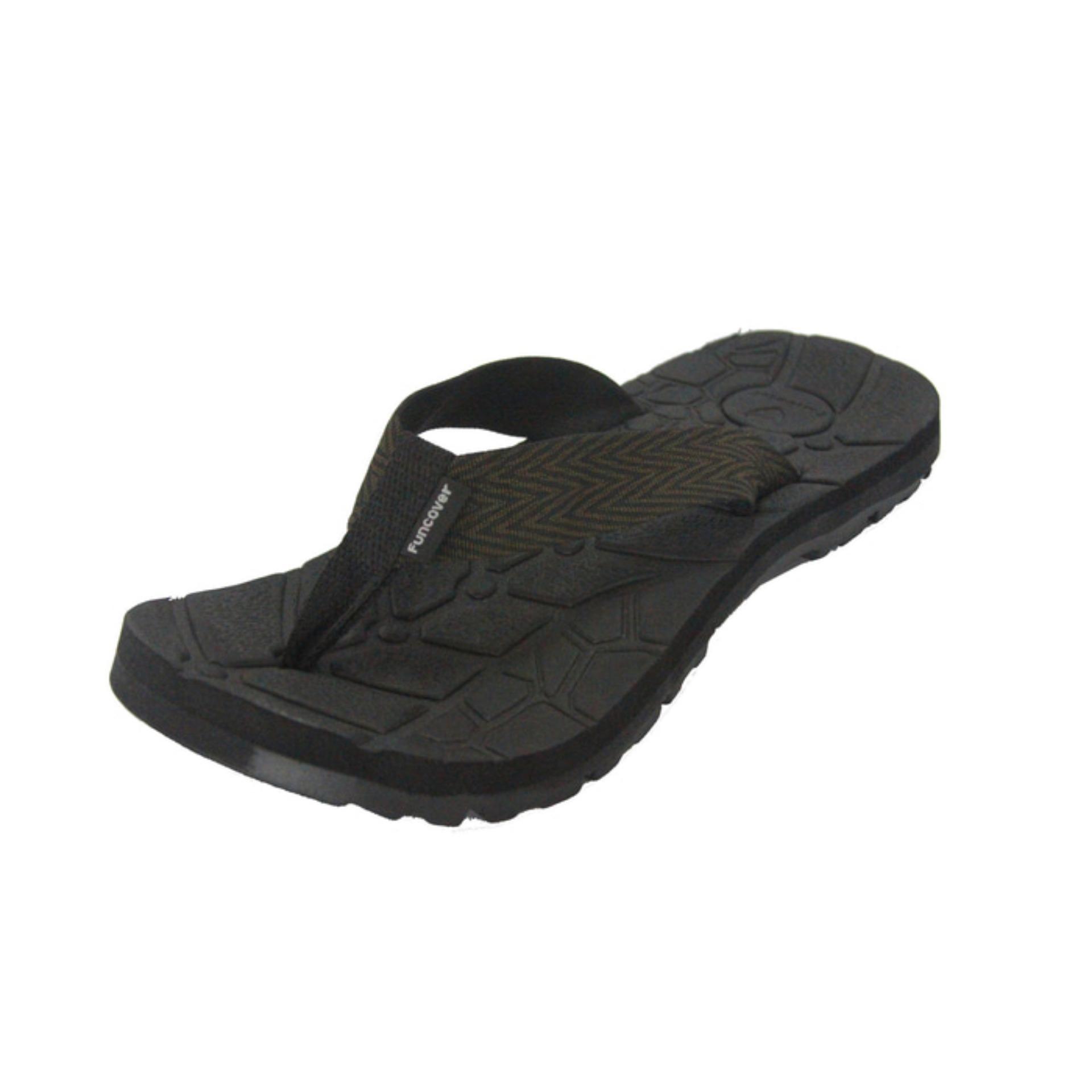 LBGS - Sandal Gunung Jepit Outdoor Funcover Sport Original Mirip Eigere Semeru