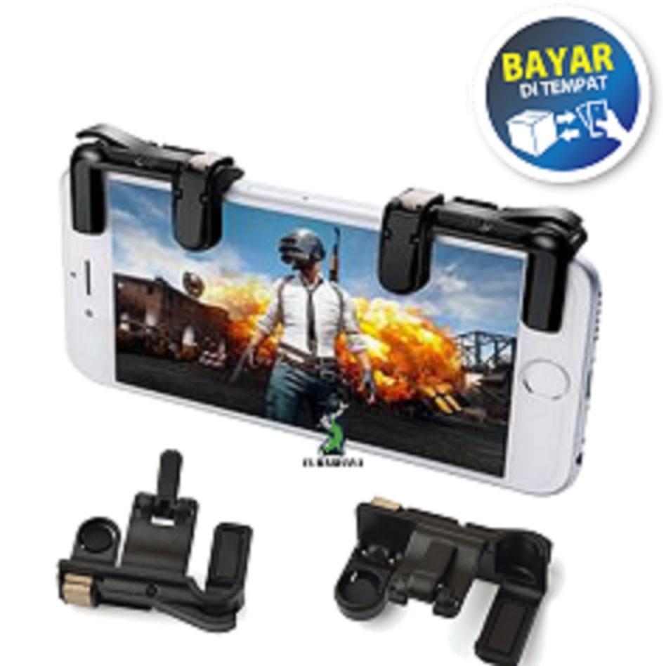 V3 Gamepad Handle Trigger Fire Button Aim Key L1R1 Sharpshooter PUBG / Free Fire / ROS