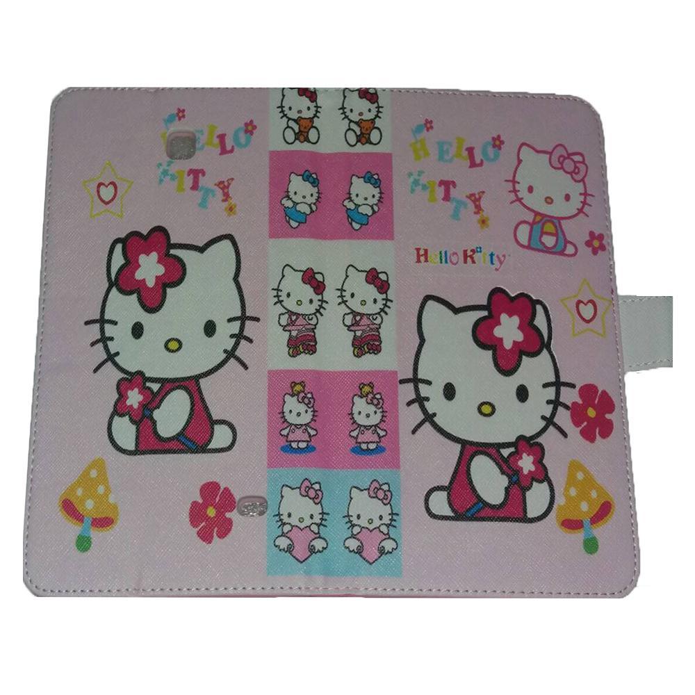 MR Nokia Lumia X2 Flipshell / Flip Cover / Leather Case / Sarung Case / Sarung Handphone / Sarung HP Nokia X2 - Kucing Pink (5)