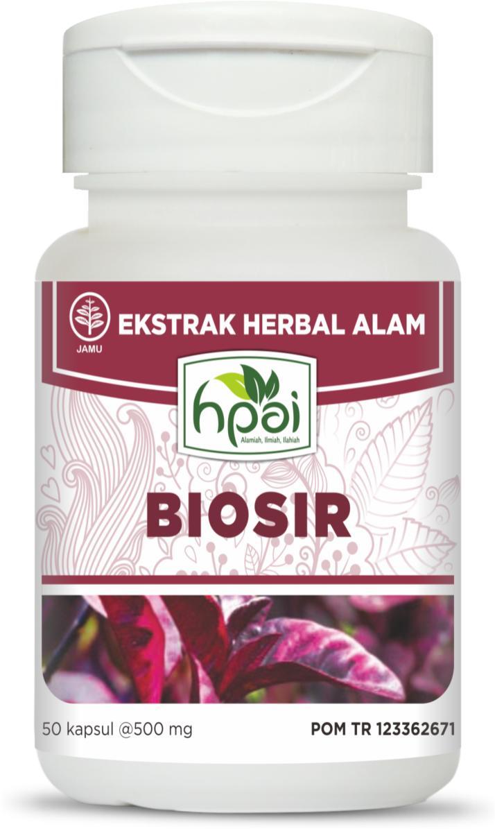 Biosir Obat Wasir - Hpai By Siwie Olshop.