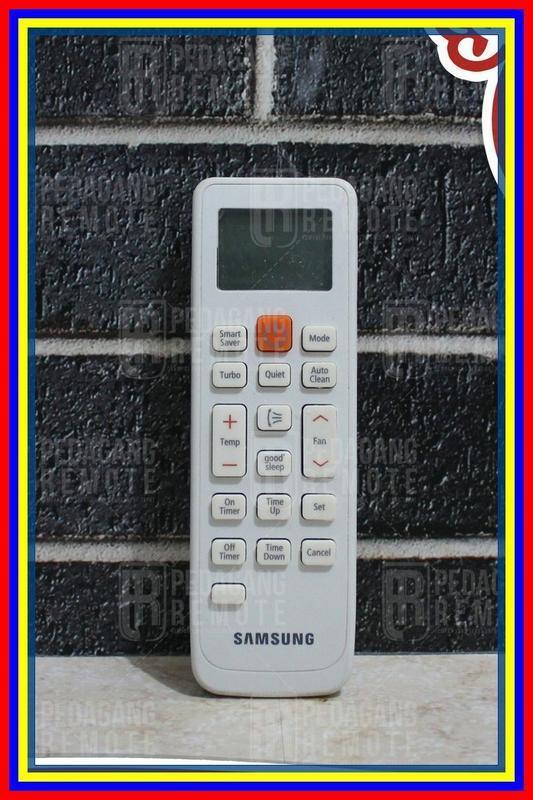 Remot Remote Ac Samsung Original 3
