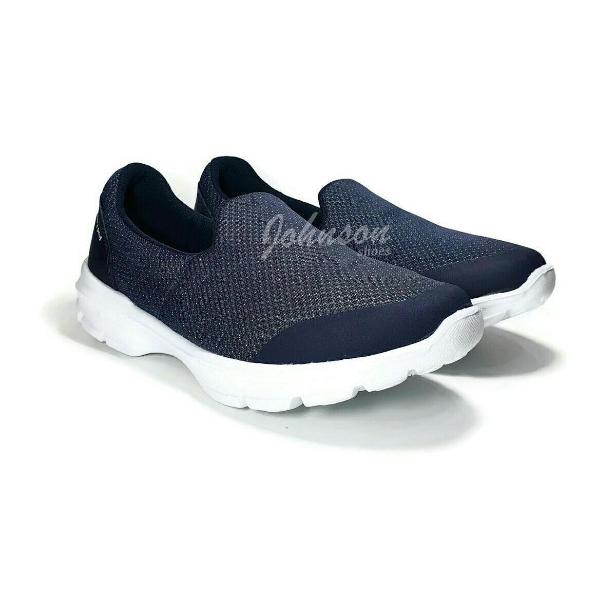 Johnson Shoes   Sepatu Wanita HOMYPED - RANIA Hitam dan Biru 62d30f8183