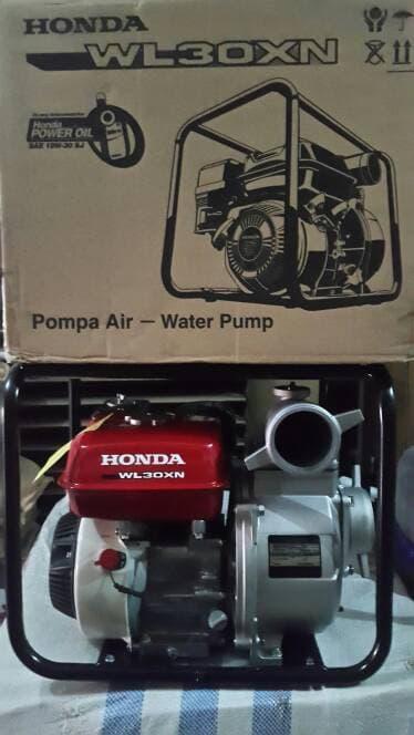 Promo   Mesin Pompa Air Sawah / Gasoline Water Pump 3