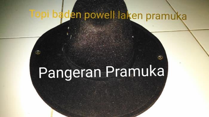 Best Top Seller!! Topi Pramuka Baden Powell Laken - ready stock