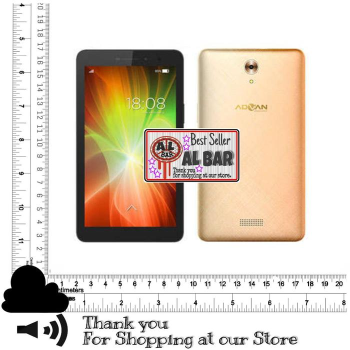 PROMO - 1 SET LCD + Touchscreen Tab Advan Vandroid S7C Layar Original Tablet