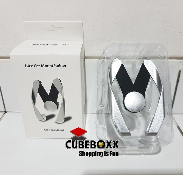 Holder AC Mobil model AutoBot Air Vent Car Smartphone