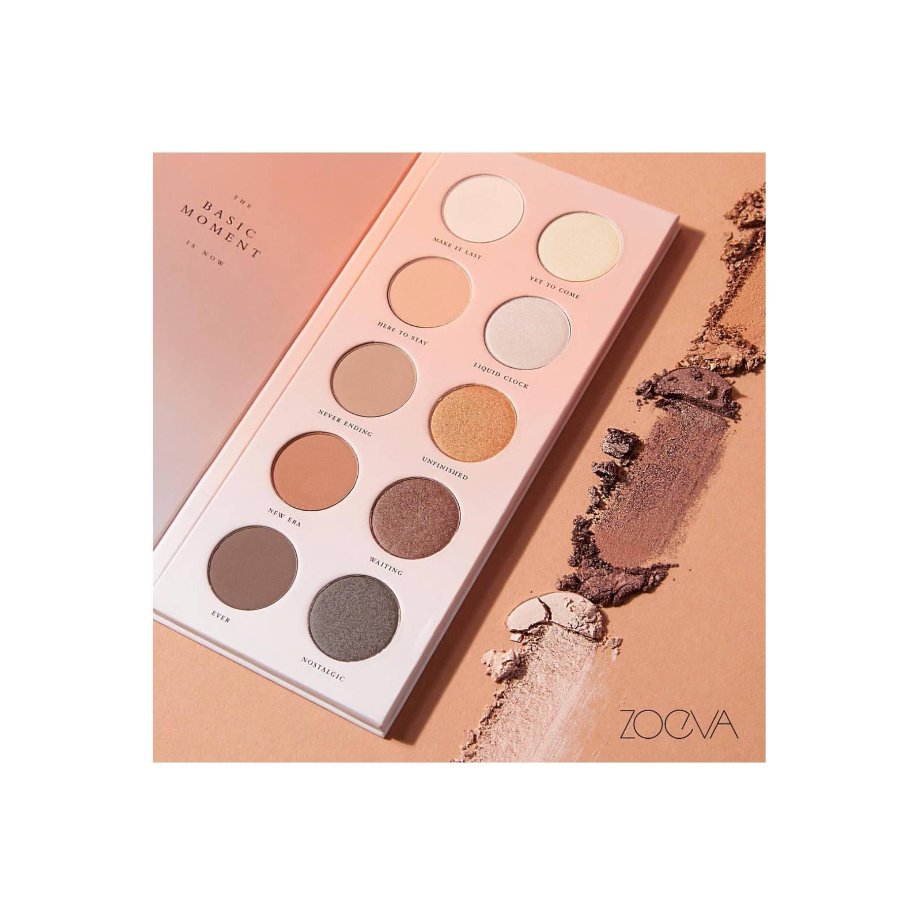 ZOEVA The Basic Moments Eyeshadow Palette