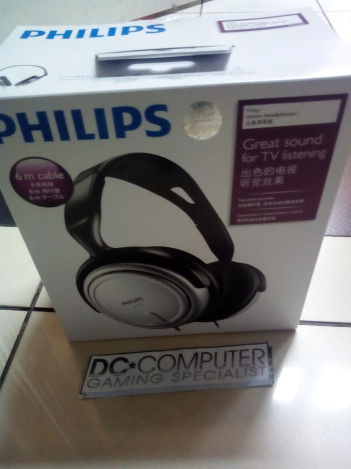 Headphone Philips SHP 2500 Garansi Resmi [Harga mepet tembok]