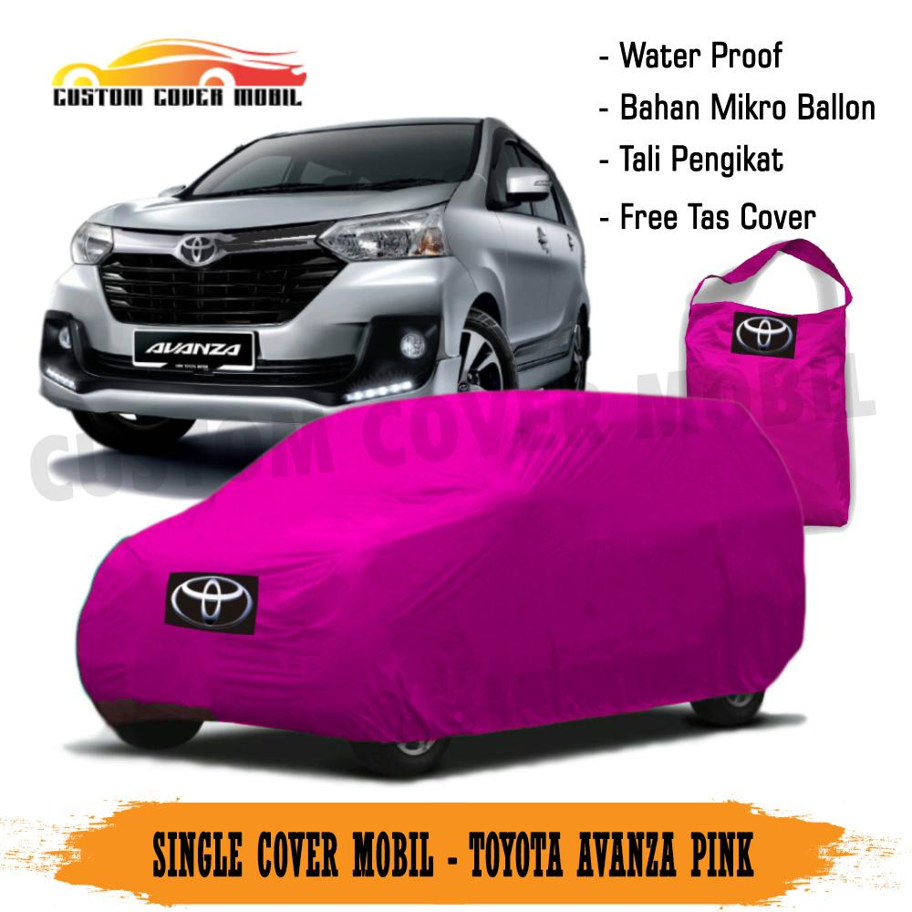 Cover Mobil  Selimut Mobil Toyota Avanza Waterproof 1 Layer d8ce7d328f