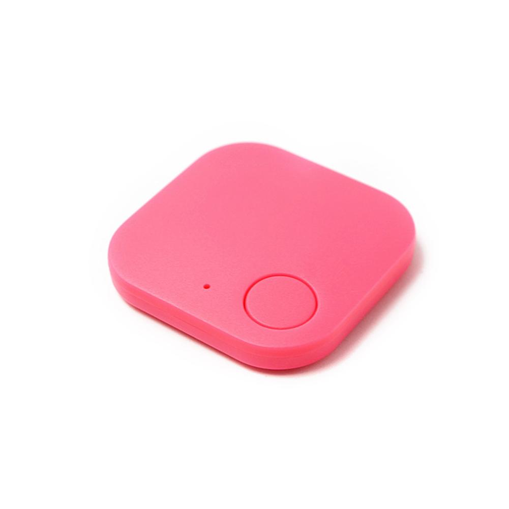 Square Bluetooth Car Motor GPS Tracker Alarm Locator Real-time Finder Device