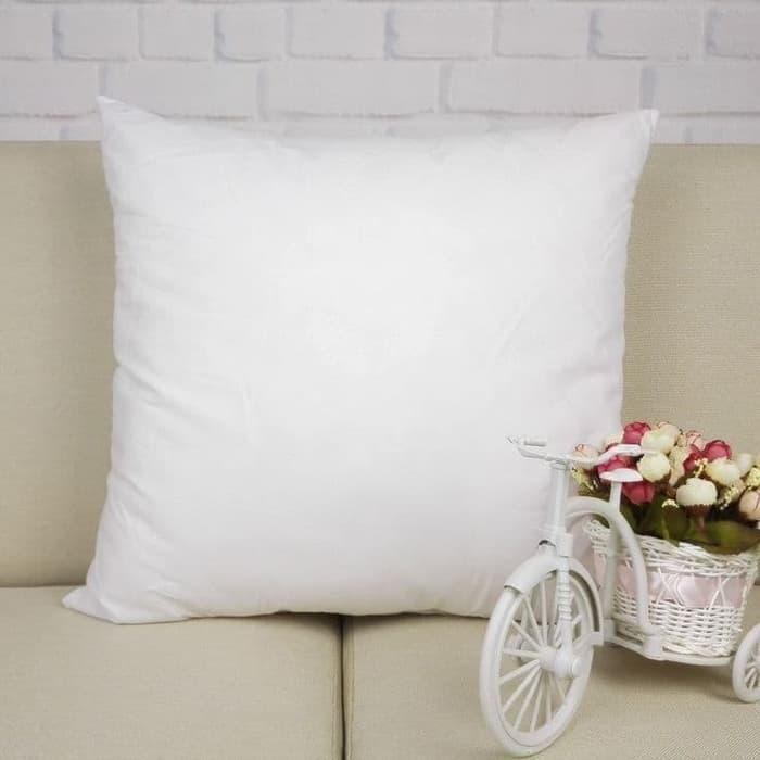 PROMO PALING MURAH Bantal Kursi / Sofa Ukuran 40x40 Bahan Silikon TERLARIS