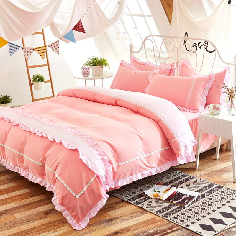 Di Sarung Selimut Rok Korea Model Katil M1 Set Sprei
