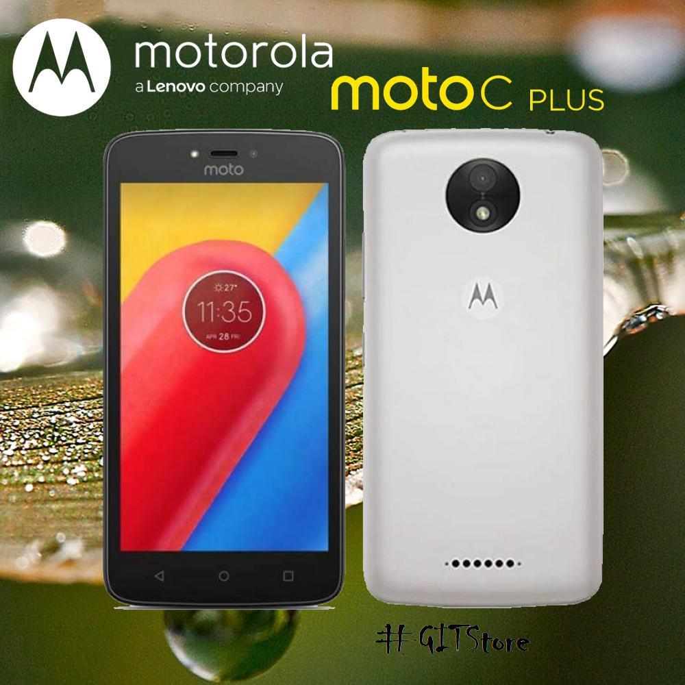 Motorola Moto C Plus XT1721 2/16GB White