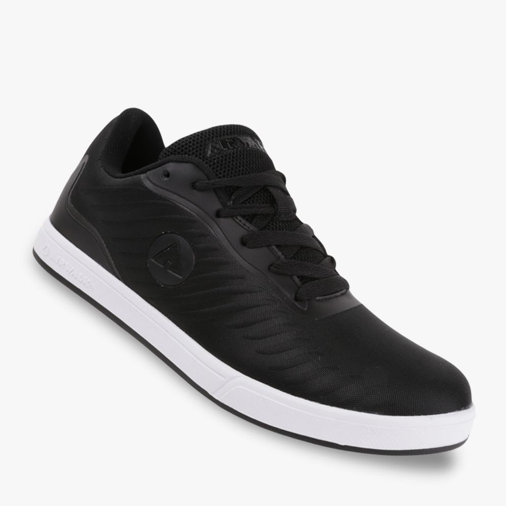 Airwalk Kurt Sepatu Sneakers Pria - Hitam 18d96aafa7