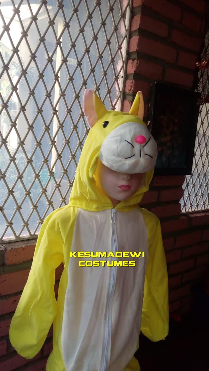 Best Seller!! Kucing T-120, Baju Karnaval Pentas Seni Anak Kostum Karakter Binatang - ready stock