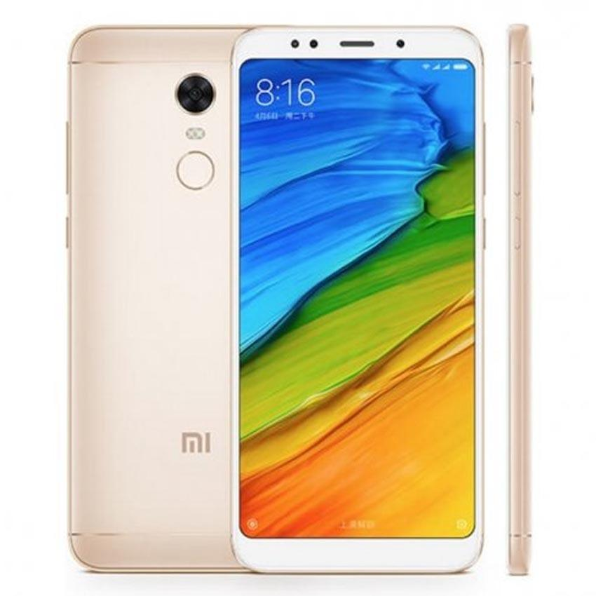 Xiaomi Redmi5 Plus - Ram 3GB/32GB + Gratis Silicon Case