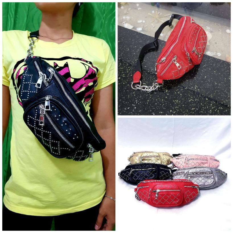 galery tas pinggang wanita waist bag import premium quality-tas wanita  terbaru-tas selempang 635e0786e0