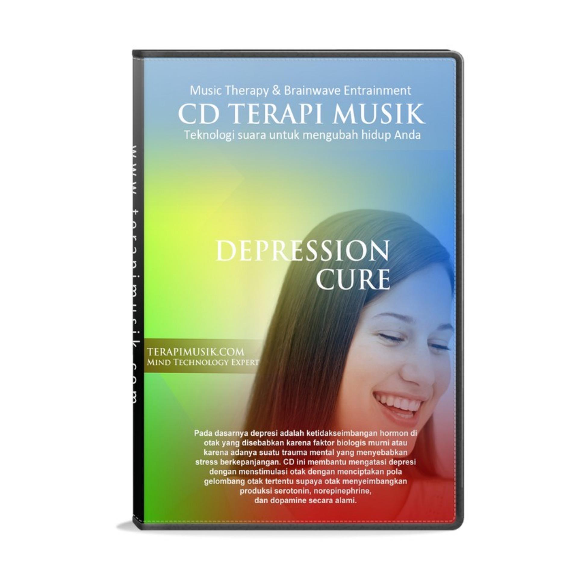 Terapi Musik Depression Cure (mengobati Depresi) By Terapi Musik.