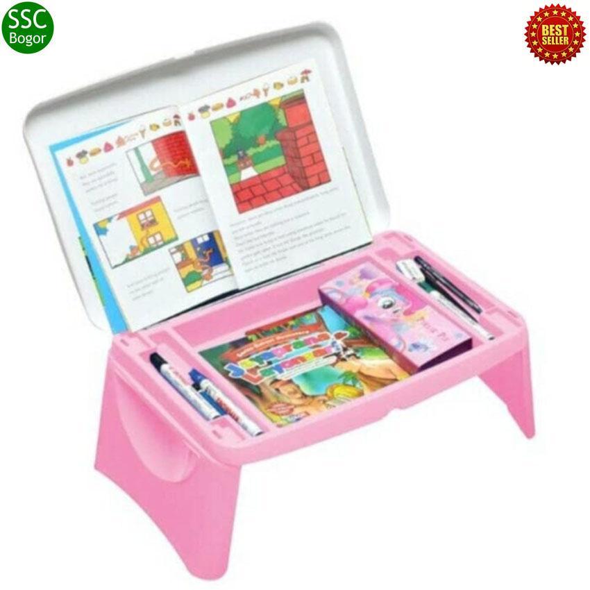 Meja Lipat / Meja Laptop Napolly Hello Kitty