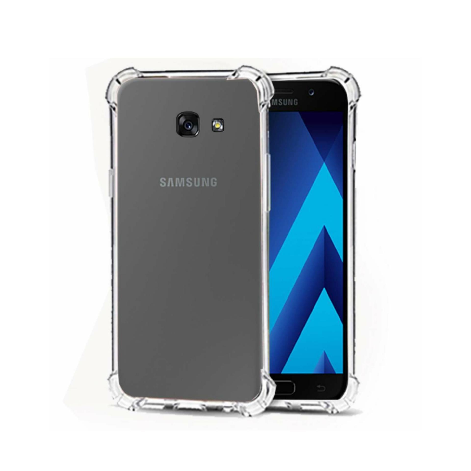 Murah - Softcase Samsung Galaxy A5 2017 A520F TPU Case Anti Crack / Anti Shock Elegant