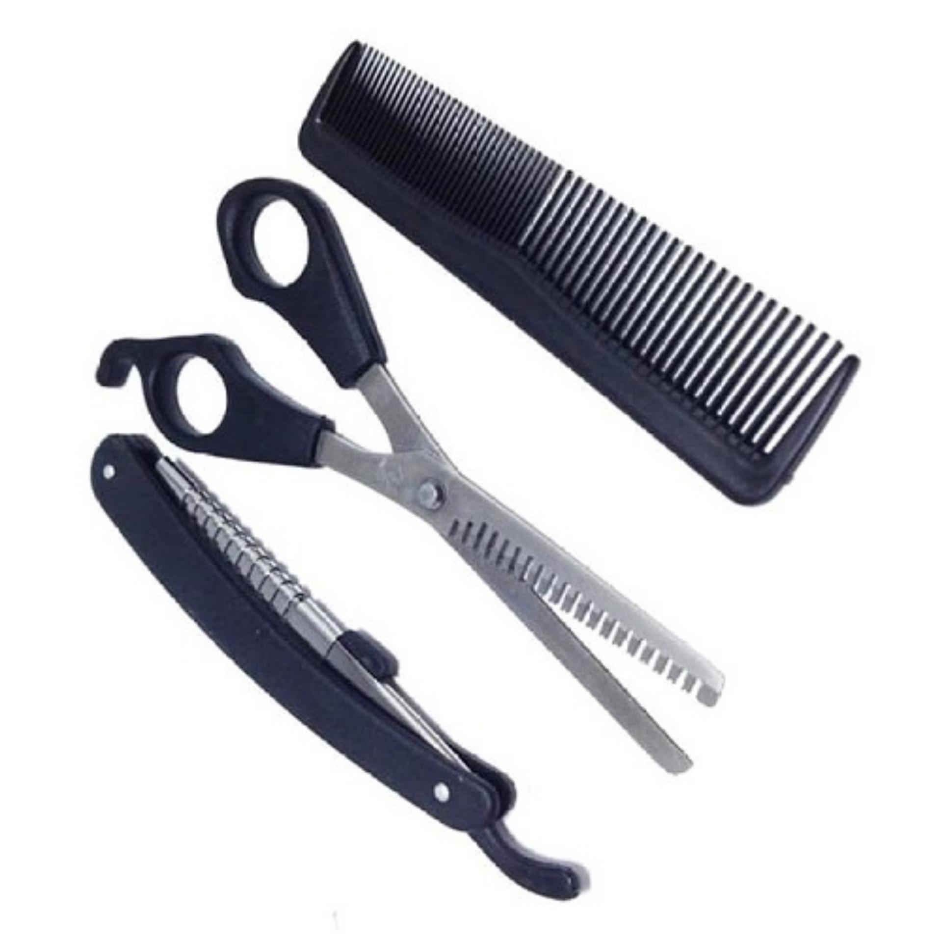 Buy Sell Cheapest Yaoyou Barber Set Best Quality Product Deals Gunting Rambut Ae0794 Sasak Plus Pisau Cukur Lipat Murah