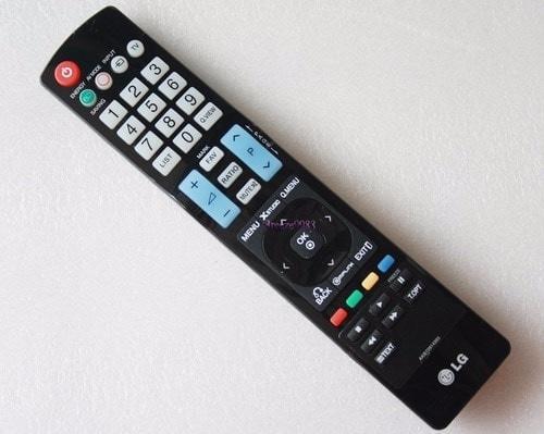Remote tv LCD LED PLASMA merk LG untuk semua Type