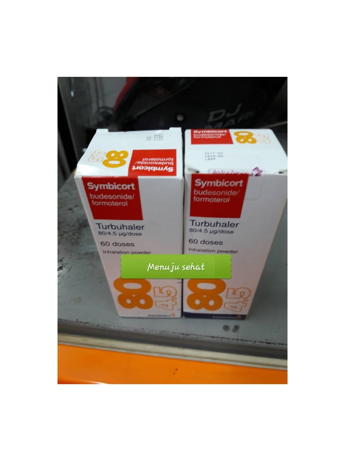 symbicort turbuhaler 120 doses asma inhaler page 2 daftar update