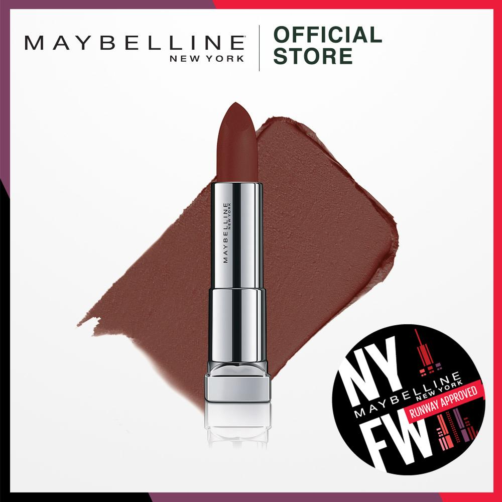 Maybelline Color Sensational The Powder Mattes - Raw Cocoa