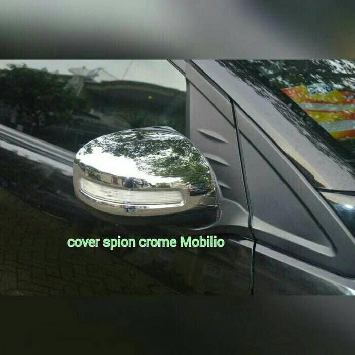 Cover List Spion Mobilio Chrome