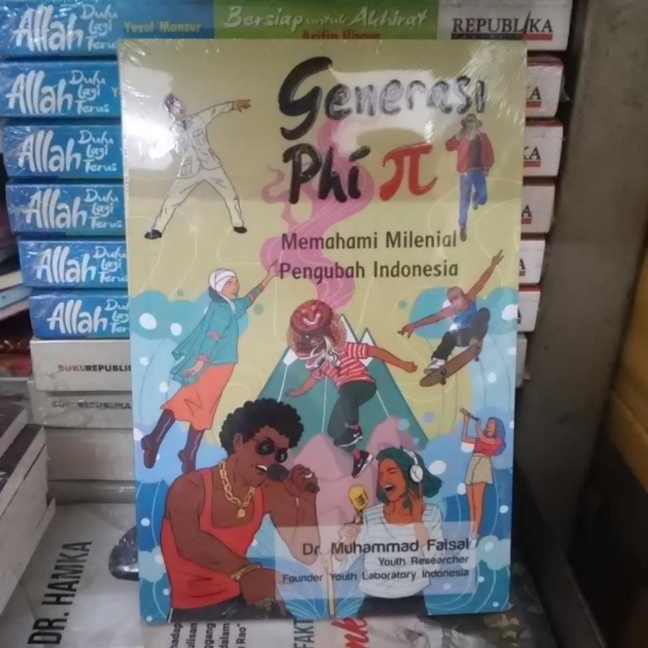 Buy Sell Cheapest Orico Phi Best Quality Product Deals 35 35inch Hdd Protector Yellow Buku Generasi Memahami Milenial Pengubah Indonesia Muhammad Faisal