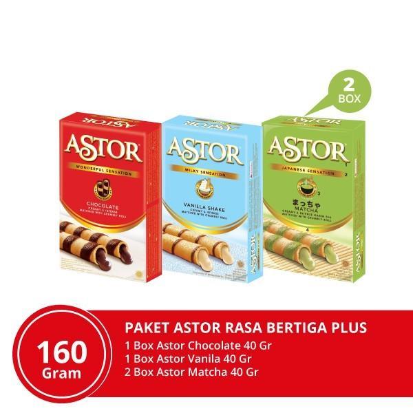 Paket Astor Rasa Bertiga Plus