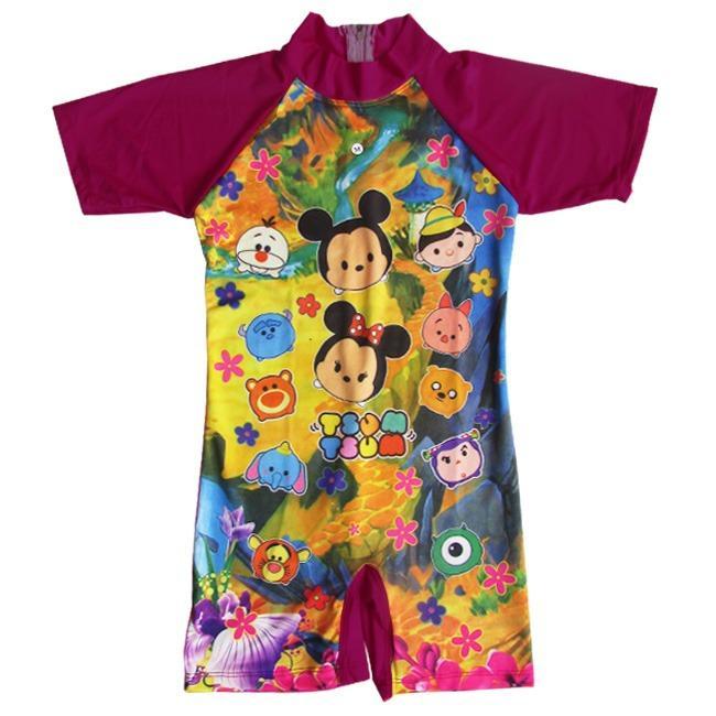 Baju Renang Diving Anak Karakter BRDP-K041TK