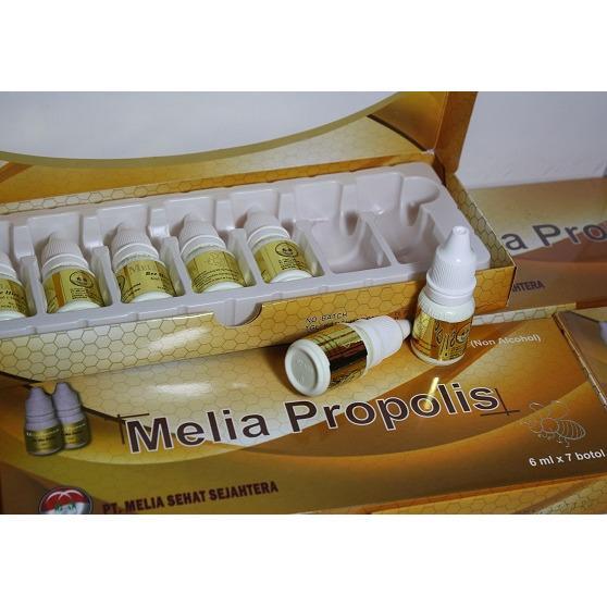 1 Bok Propolis Melia - ( 1 botol isi 6ml )