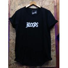 AZ99 - kaos distro T-shirt fashion 100% soft cotton combed 30s kaos pria kaos fashion baju distro T-shirt gambar Bloods baru kartun marvel sablon plastisol ...