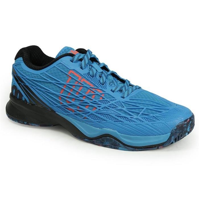 Sepatu Tennis Wilson Kaos - Blue/Black Original